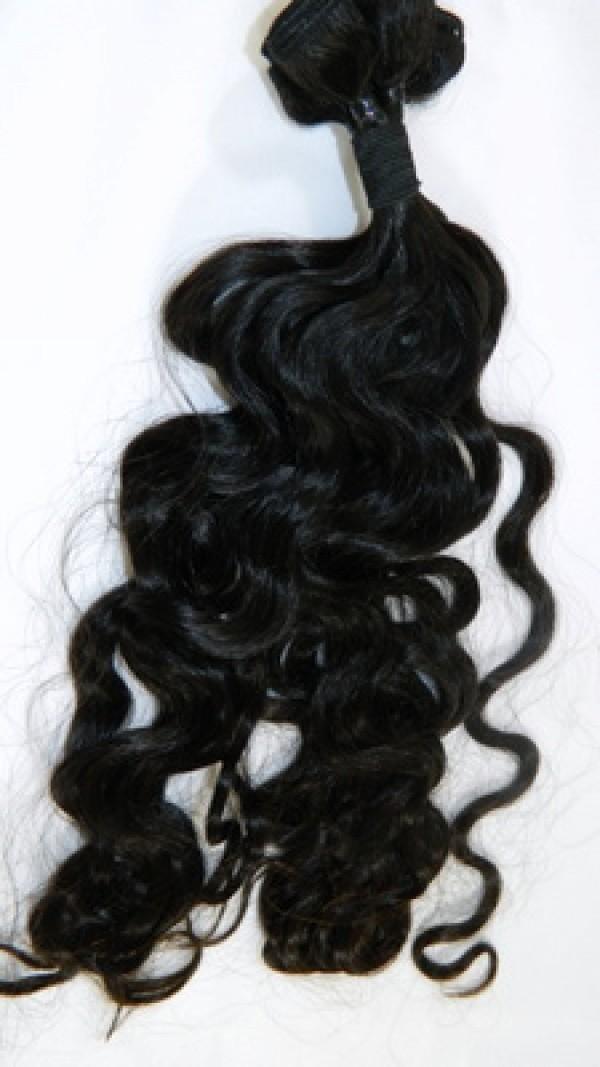 Vrigin Peruvian Natural Hair Extension Tre Chic